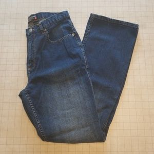 Chico's Denim Jeans Size 1